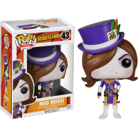 Funko Pop: Borderlands - Mad Moxxi