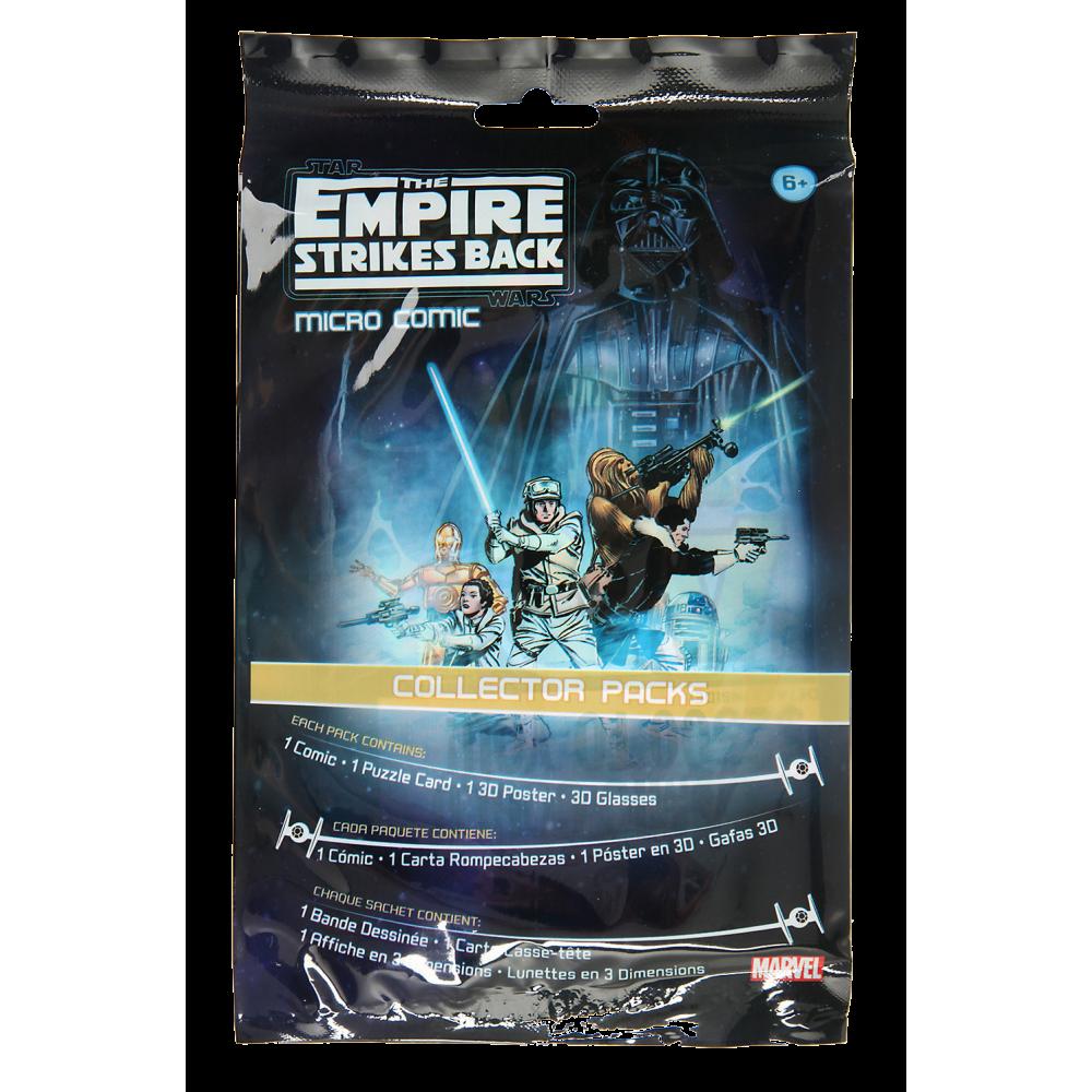 Star Wars: Empire Strikes Back Micro Comic Collectors Pack