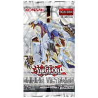 Yu-Gi-Oh!: Shining Victories - Booster Pack