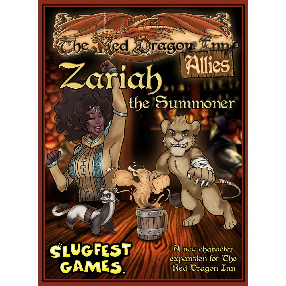 The Red Dragon Inn: Allies – Zariah the Summoner