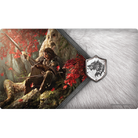 A Game of Thrones: The Card Game Play Mat - Warden of the North