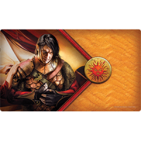 A Game of Thrones: The Card Game Play Mat - The Red Viper