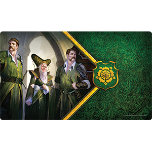 A Game of Thrones: The Card Game Play Mat - The Queen of Thorns
