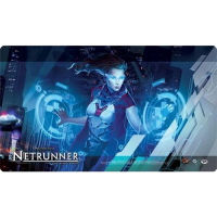 Android: Netrunner Play Mat - The Masque