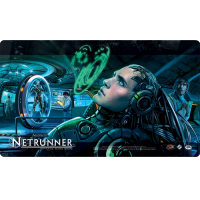 Android: Netrunner Play Mat - Creation and Control