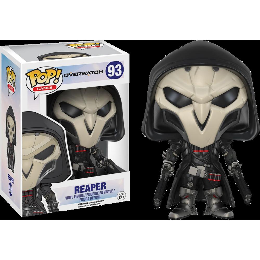 Funko Pop: Overwatch - Reaper