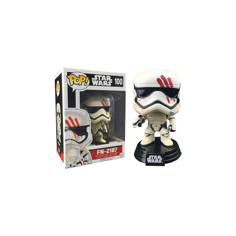 Funko Pop: Star Wars - FN-2187