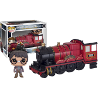 Funko Pop: Harry Potter - Hogwarts Express Engine With Harry Potter