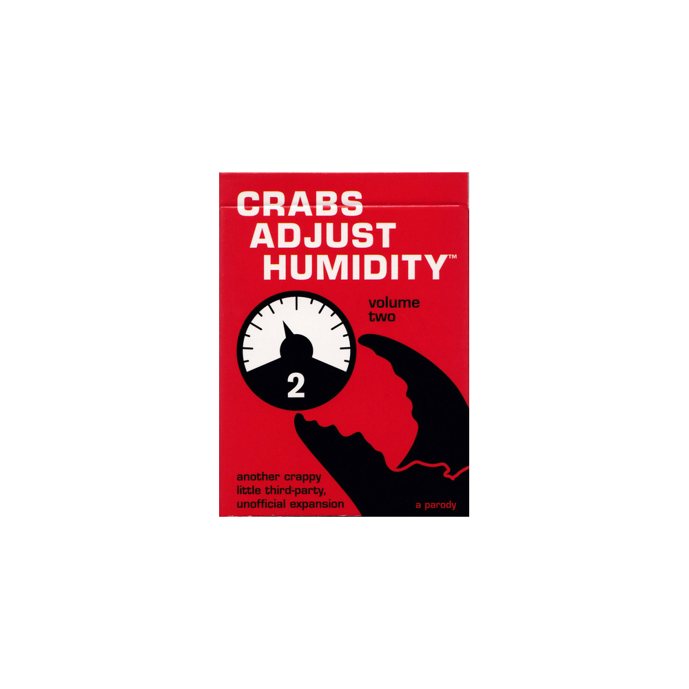 Crabs Adjust Humidity: Volume Two