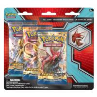 Pokemon Trading Card Game: Mega Scizor and Shiny Mega Gyarados 3-Pack Pin Blister