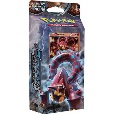 Pokemon Trading Card Game: Steam Siege - Gears of Fire