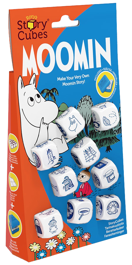 Rory's Story Cubes: Moomin
