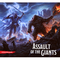 Dungeons & Dragons: Assault of the Giants
