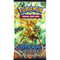 Pokemon Trading Card Game: Steam Siege - Booster Pack