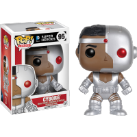 Funko Pop: DC Comics - Cyborg