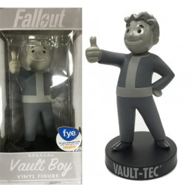 Funko Pop: Fallout - Vault Boy 18cm limited (Black & White )