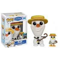 Funko Pop: Frozen - Barbershop Olaf and Seagull