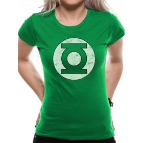 Green Lantern Distressed Logo