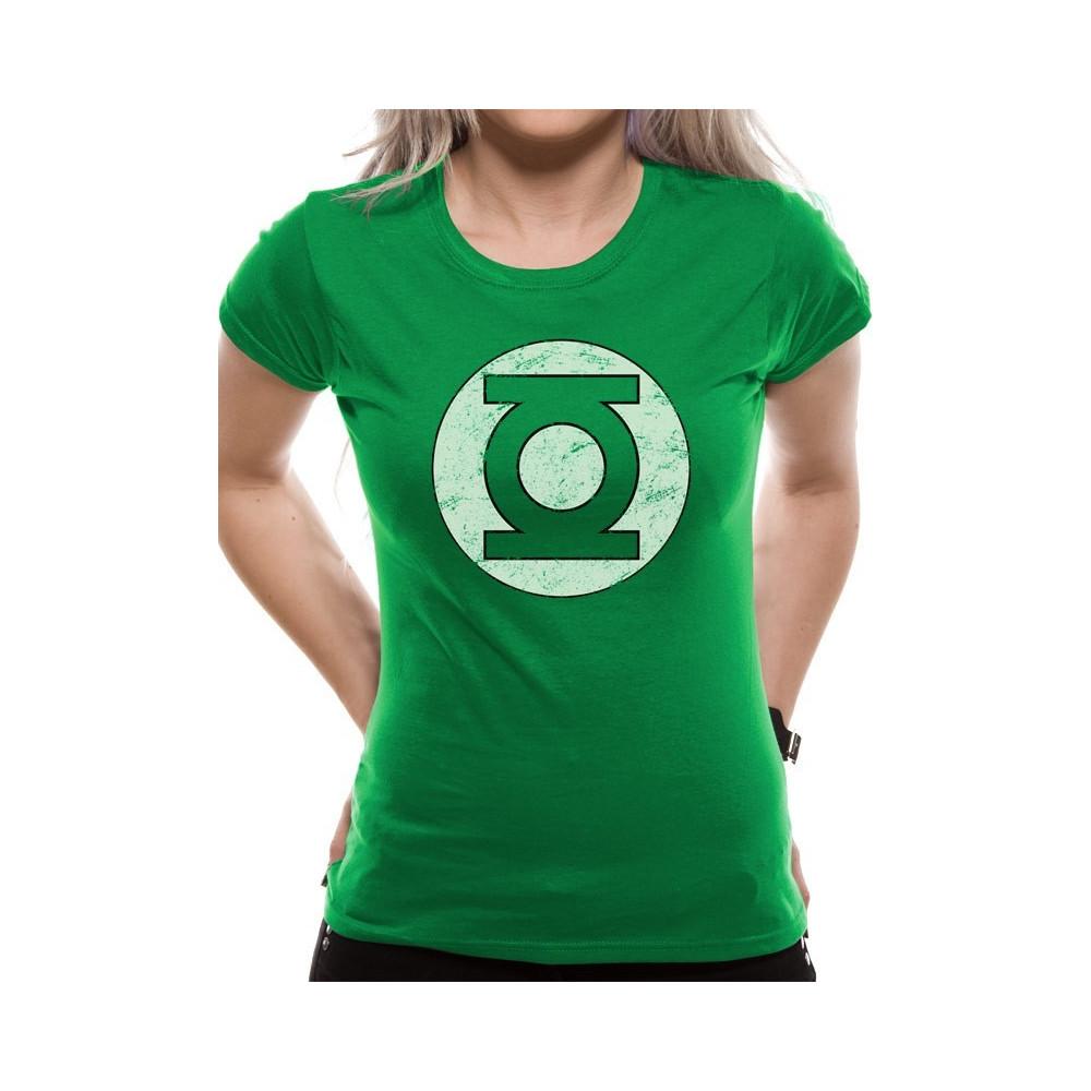 Green Lantern Distressed Logo