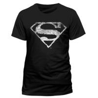 Superman Vintage Distressed Logo
