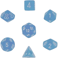 Set 7 zaruri Frosted
