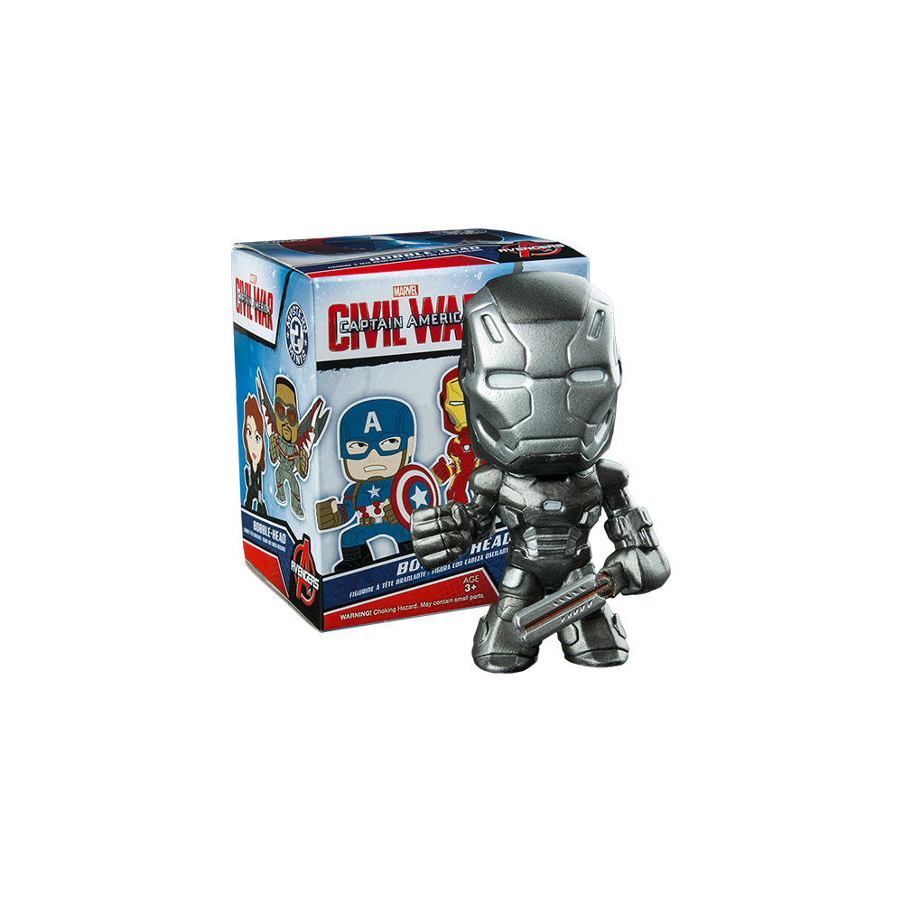 Mystery Mini Blind Box: Captain America: Civil War