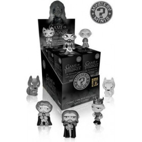 "Mystery Mini Blind Box: Game of Thrones ""In Memoriam"" Black&White"