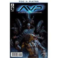 Alien vs. Predator 01 (limba română)