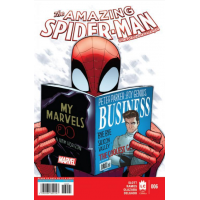 The Amazing Spider-Man 06 (limba română)