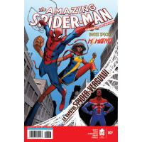 The Amazing Spider-Man 07 (limba română)