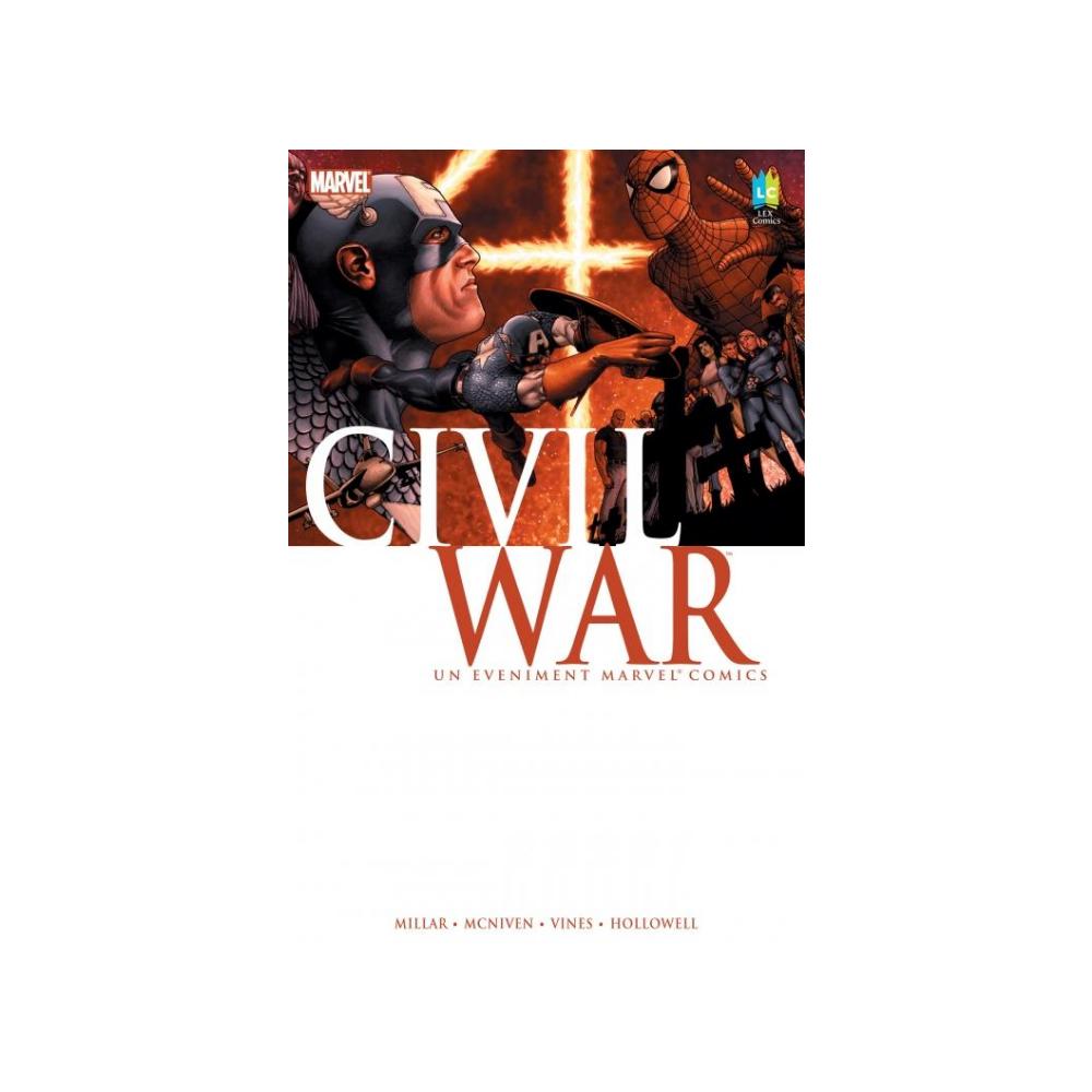 Civil War TP (limba română)