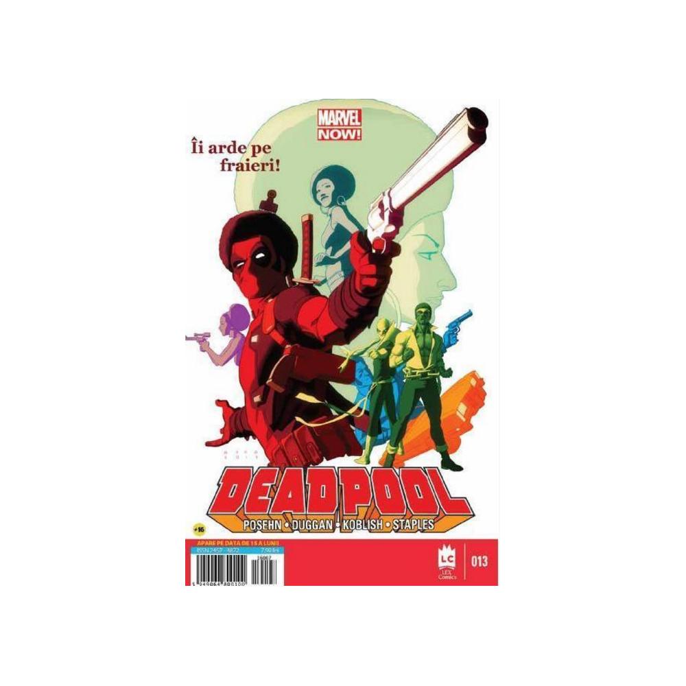 Deadpool 13 (limba română)