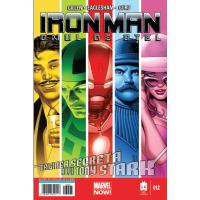Iron Man 12 (limba română)