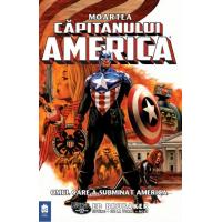 Moartea Căpitanului America - Omul care a subminat America TP (limba română)