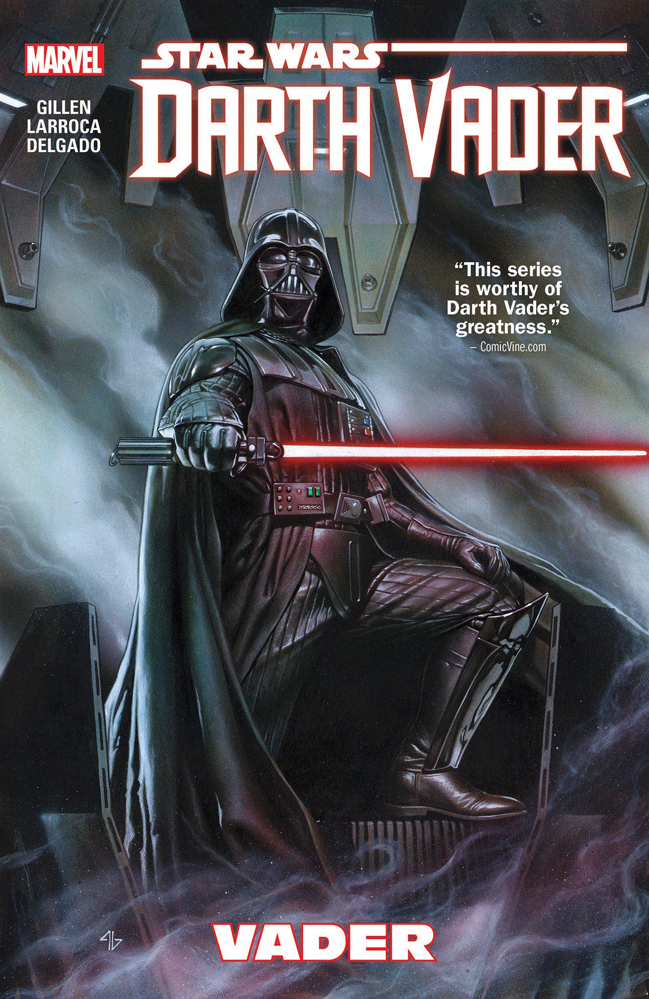 Star Wars: Darth Vader HC - Vol 01