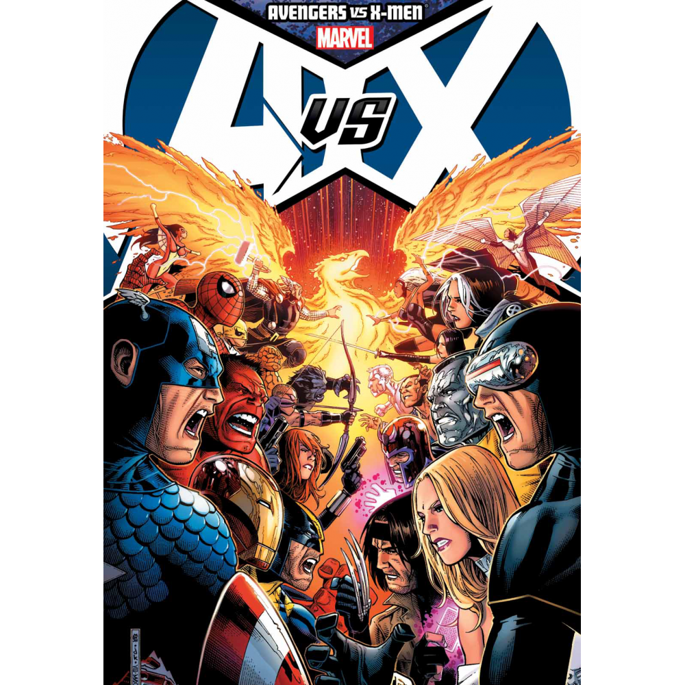 Avengers vs. X-Men TP (varianta UK)