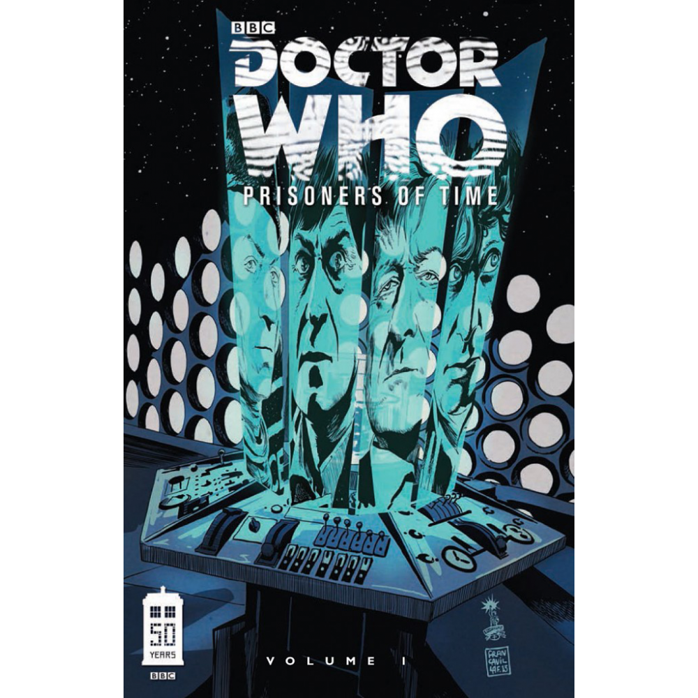 Doctor Who: Prisoners of Time TP