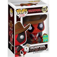 Funko Pop: Deadpool - Cowboy Deadpool