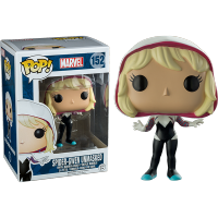 Funko Pop: Spider-Gwen Unmasked
