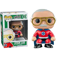 Funko Pop: Stan Lee Superhero