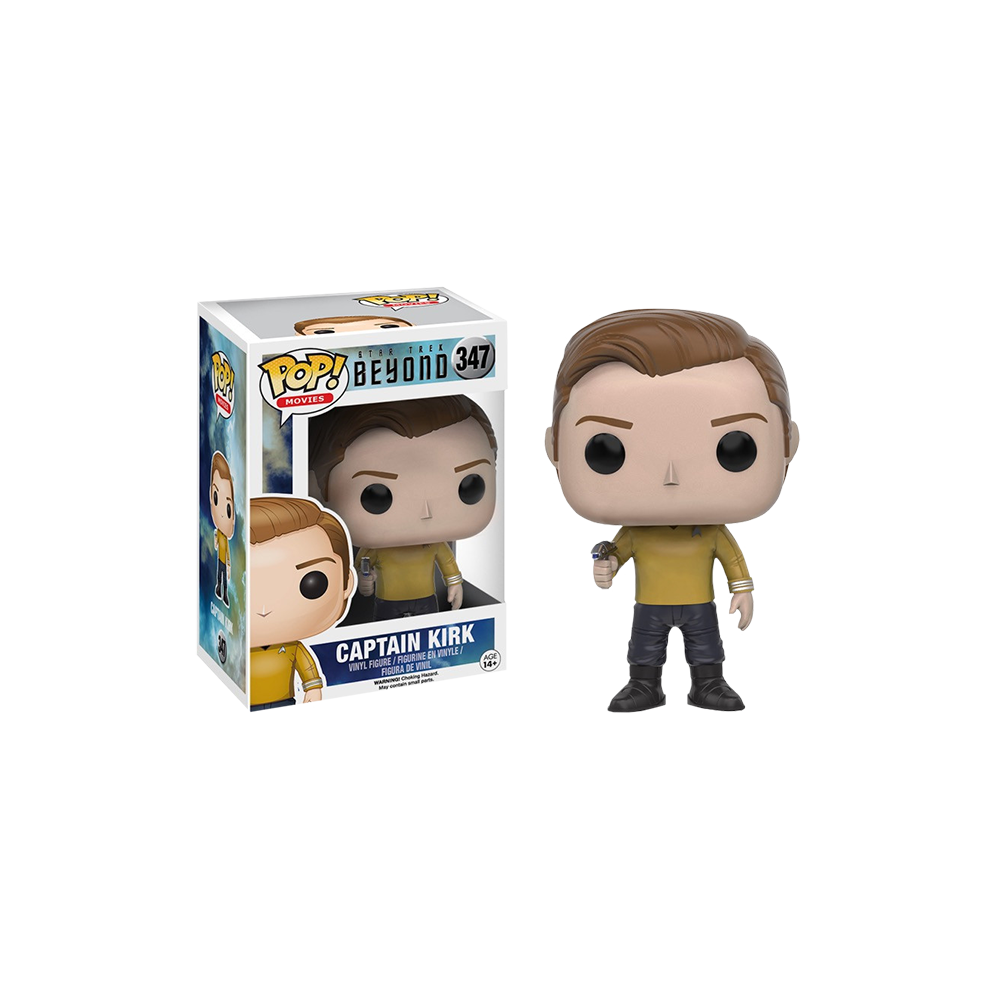 Funko Pop: Star Trek Beyond - Captain Kirk