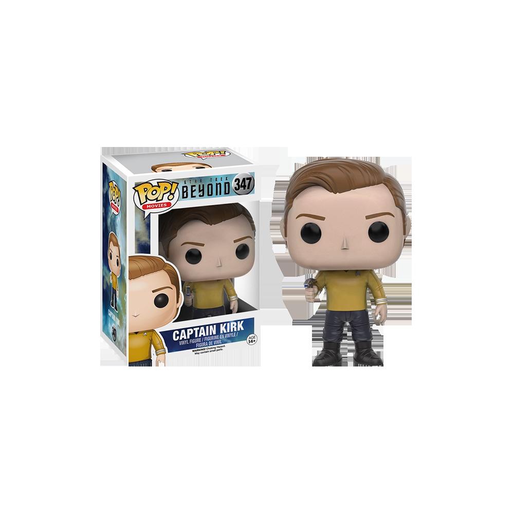 Funko Pop: Star Trek Beyond - Captain Kirk