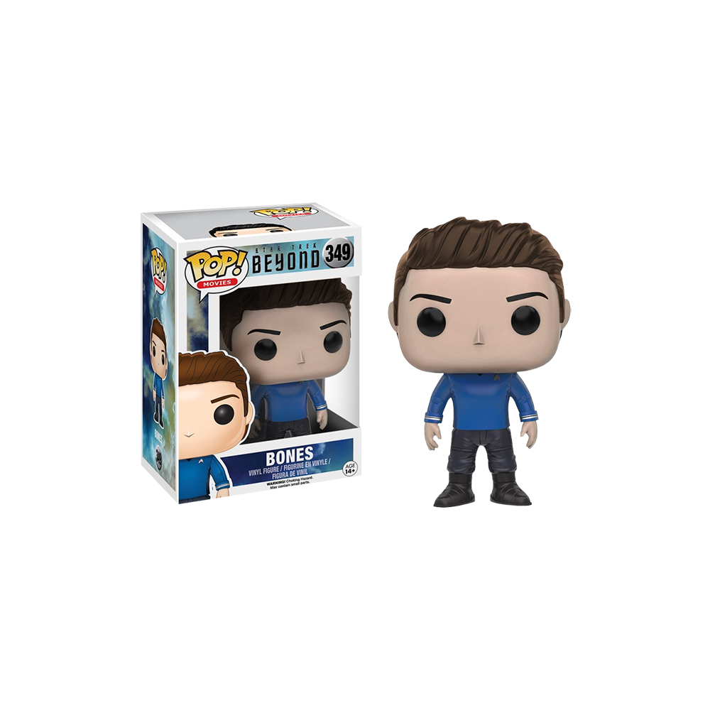 Funko Pop: Star Trek Beyond - Bones