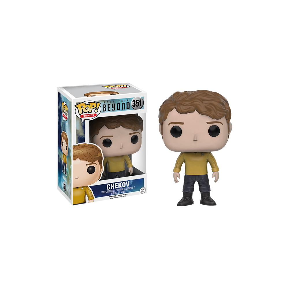 Funko Pop: Star Trek Beyond - Chekov