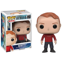 Funko Pop: Star Trek Beyond - Scotty