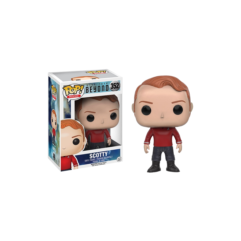 Funko Pop: Star Trek Beyond - Scotty