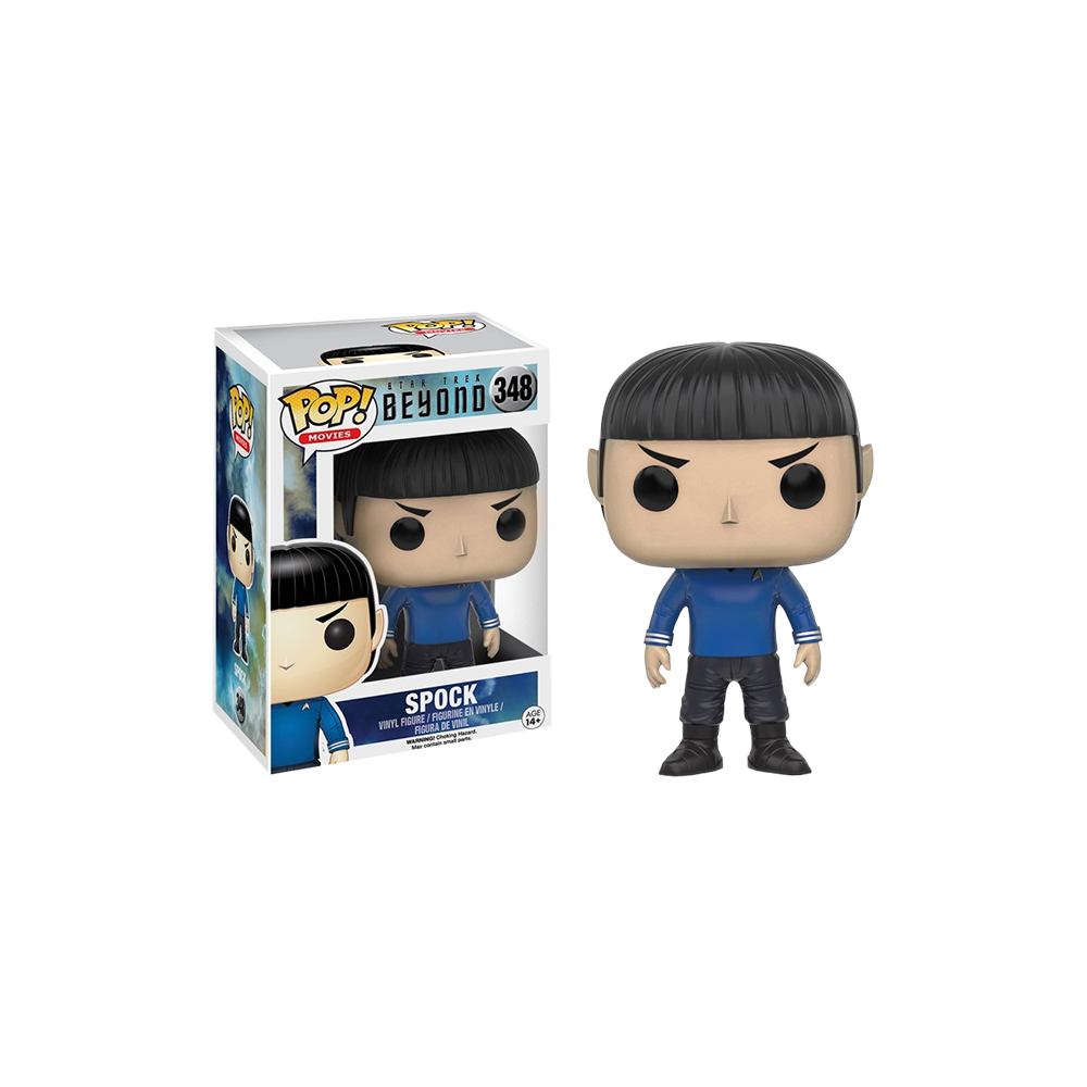 Funko Pop: Star Trek Beyond - Spock