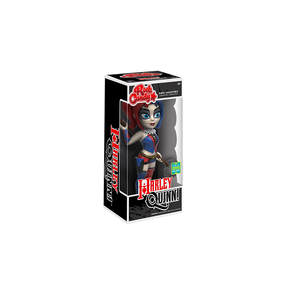 Funko Rock Candy - New 52 Harley Quinn