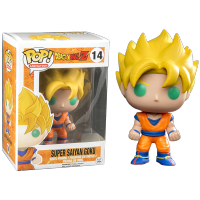"Funko Pop: Dragonball Z - Goku ""Glow-in-the-Dark"""
