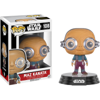 Funko Pop: Star Wars - Maz Kanata